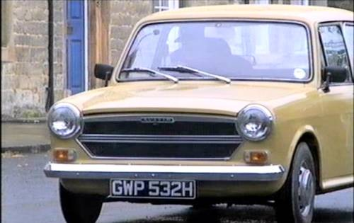 Austin 1300 in Heartbeat tv program