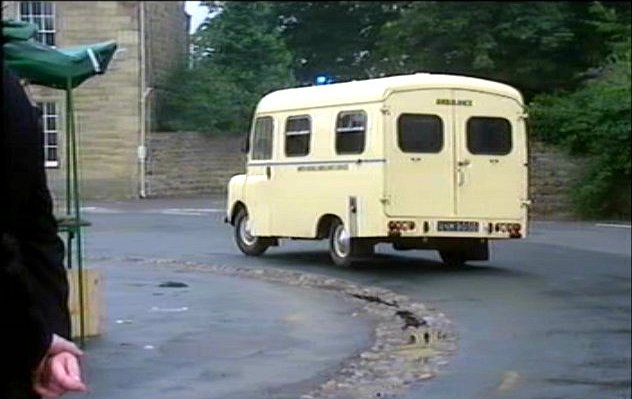 A Bedford CA Mk3 in Heartbeat, TV Series