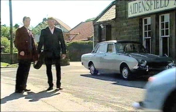 Ford Corsair 2000E in Heartbeat, TV Series