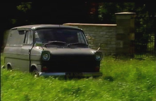 Ford Transit MkI in Heartbeat, TV Series