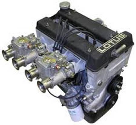 Lotus Engines - Lotus Ford Twin Cam Engine