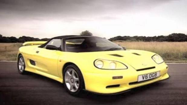 1999 Noble M10 in Top Gear TV Series