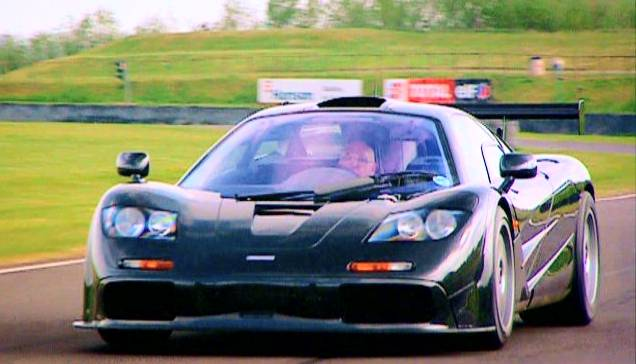 McLaren F1  in Top Gear TV program