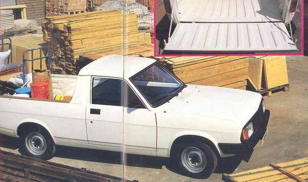 Morris Ital pick up