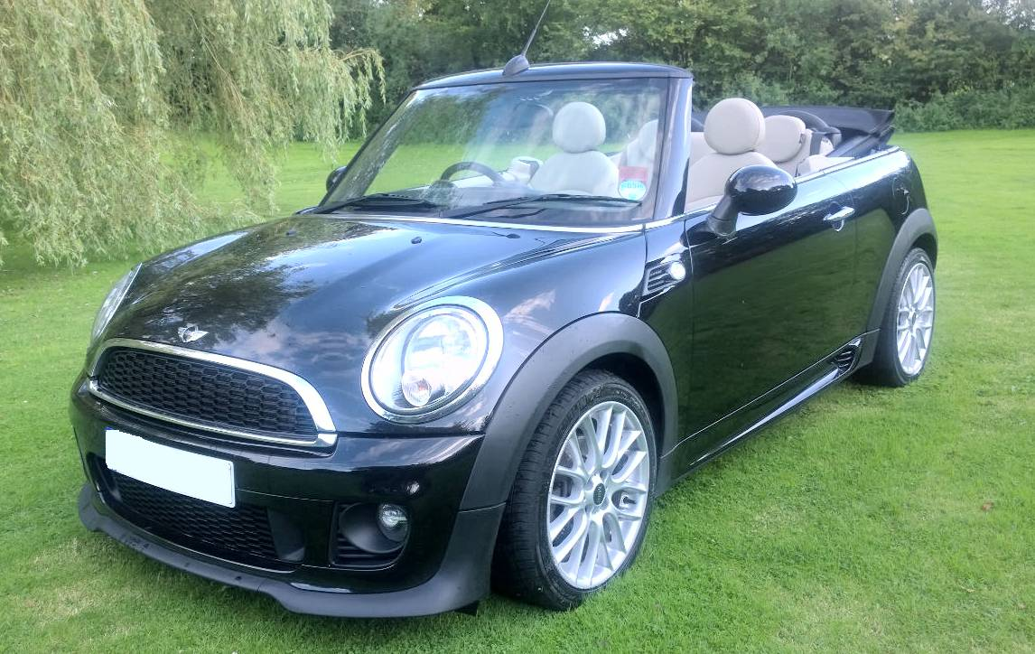 Mini Cooper Convertible 2nd generation