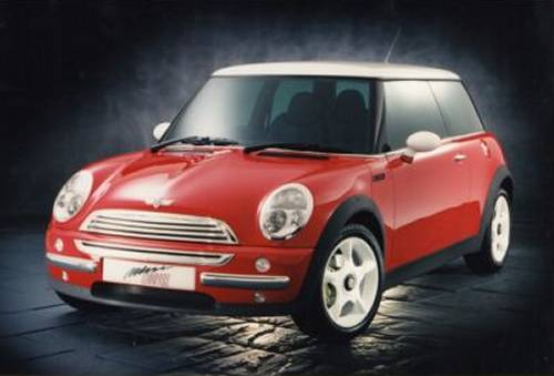 new Mini First generation range
