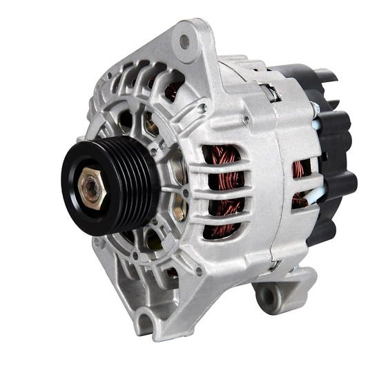 alternator car how it works