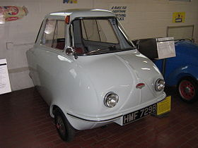 Scootacar History (1957-1964)