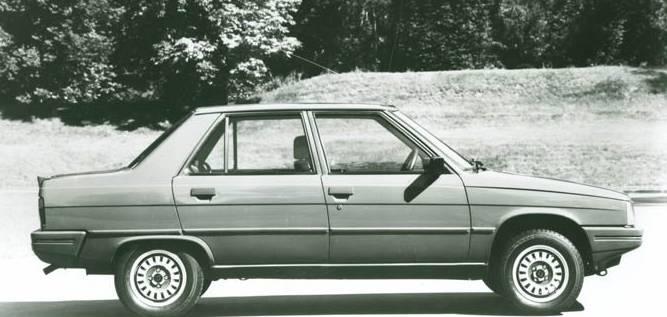 Renault Renault 9 11 1981 2000