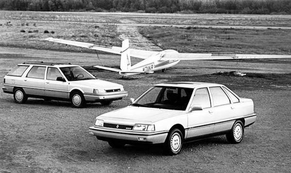 Eagle Renault Medallion car range
