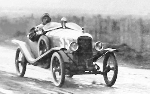 The 1923 Amilcar 24-le-Mans Boutmy-Marcadanti