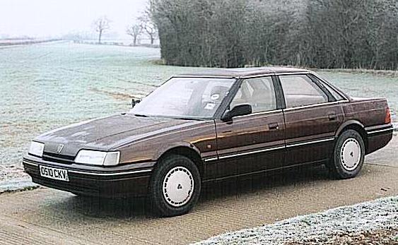 Rover 800 Series (1986-1998)