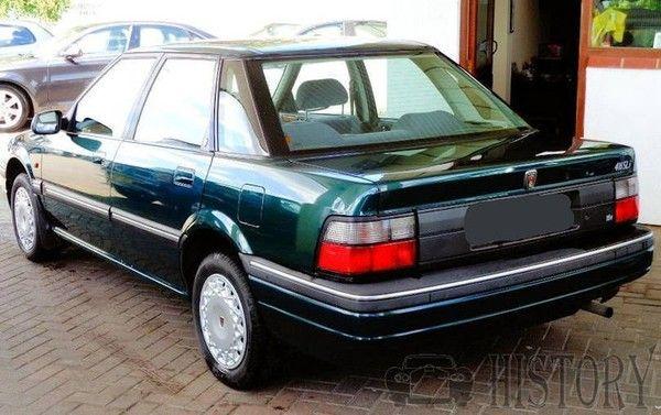 Rover Rover 400 1990 2005