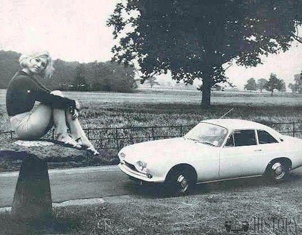 Reliant Reliant Scimitar Gt Se4 1964 70