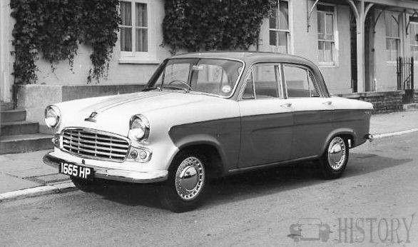 Standard Standard Vanguard Range 1947 1963