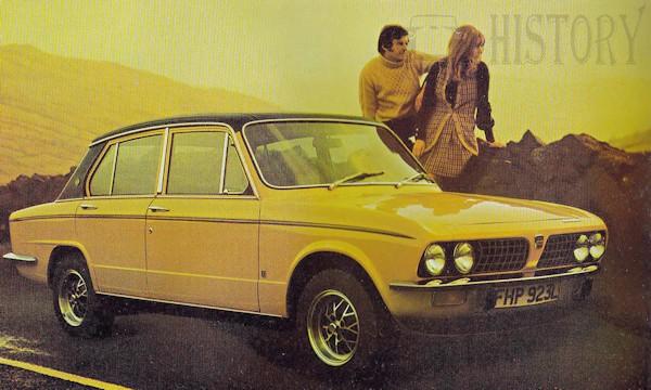 Triumph - Triumph Dolomite Sprint (1973-1980)