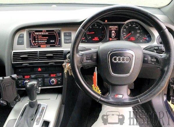 Audi Audi A6 3rd Gen 2004 2011