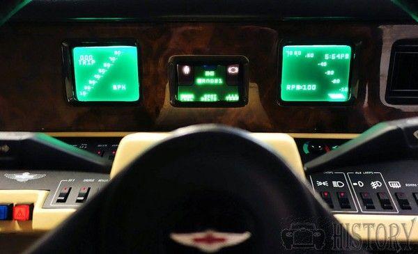 Aston Martin Aston Martin Lagonda 1976 1990