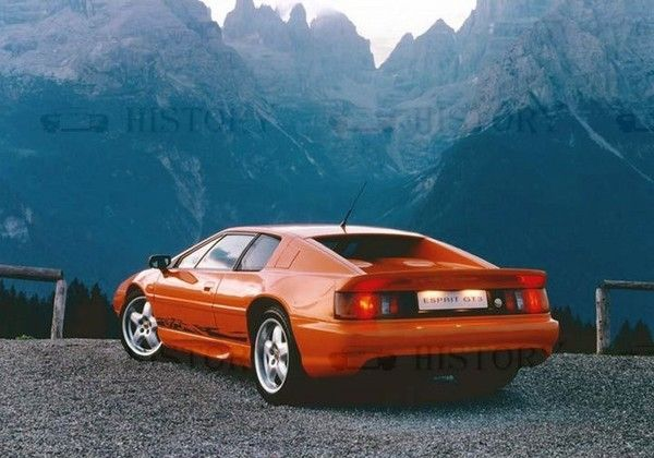 Lotus Lotus Esprit 5th Gen 1993 2004