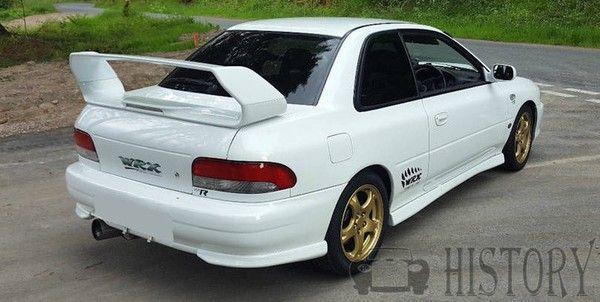 Subaru Subaru Impreza 1st Gen 1992 2000