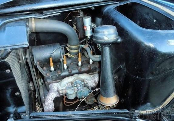 Austin Austin 10 1932 1947