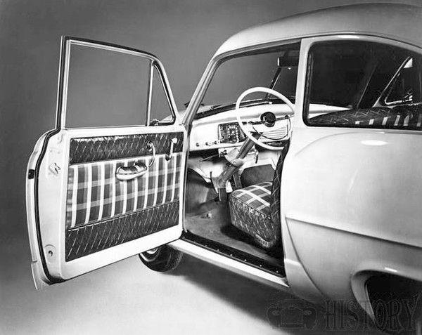 Sears Car: Allstate (1952-1954