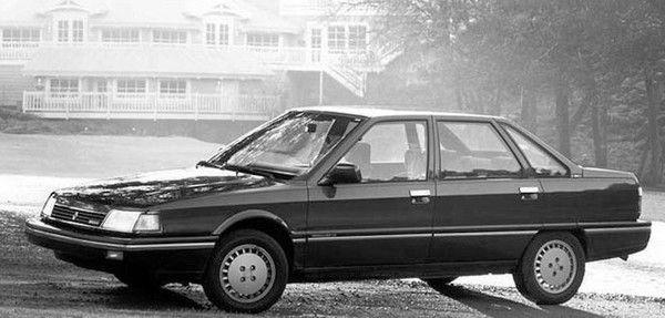 AMC - Renault Medallion (1987-1989)