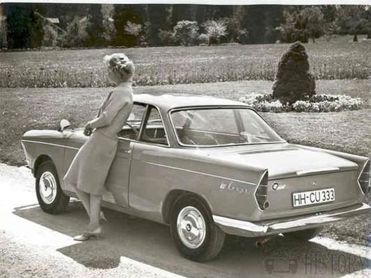 Bmw Mountain View Service >> BMW - BMW 700 (1959–1965)