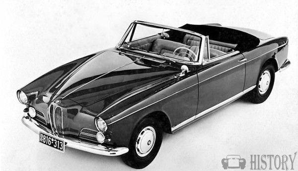 bmw bmw 503 19561959