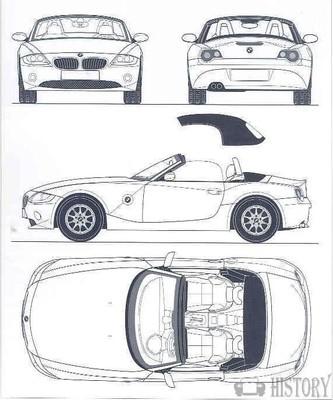 Bmw Z4 2 5 0 60: BMW Z4 1st Gen E85 (2002-2008