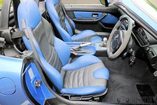 Types Of Car Insurance >> BMW - BMW Z3 M Roadster (1998-2002)