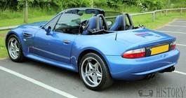 Bmw Bmw Z3 M Roadster 1998 2002