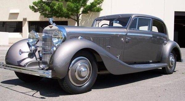 Hispano Suiza Hispano Suiza J12 1931 1938