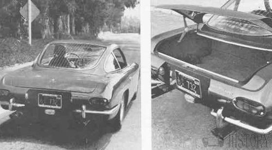 Lamborghini Lamborghini 400 Gt 1966 1968