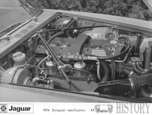 Jaguar Engines Jaguar Xk Engine 2 8 3 4 4 2 1964 92