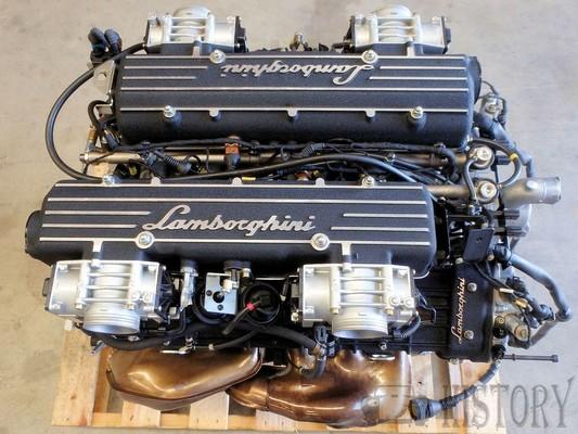 Lamborghini Engines Lamborghini V12 Engine 1963 2011