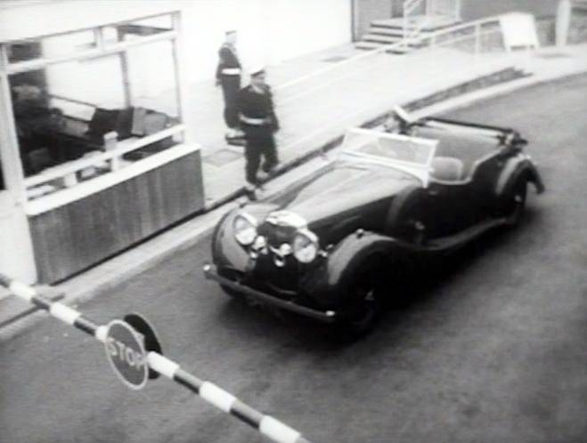 1937 Alvis Speed 25 in The Avengers, TV Series,