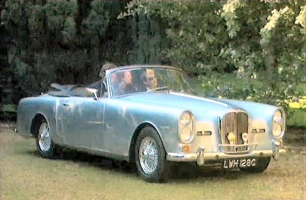 1965 Alvis TE 21 3-Litre Series III in Kingdom, TV Series