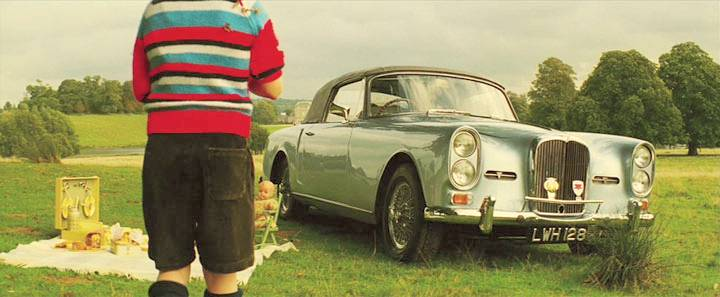 1965 Alvis TE 21 3-Litre Series III in When Did You Last See Your Father?, Movie,