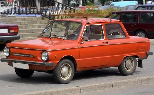 Zaporozhets Second generation (1966-1994)