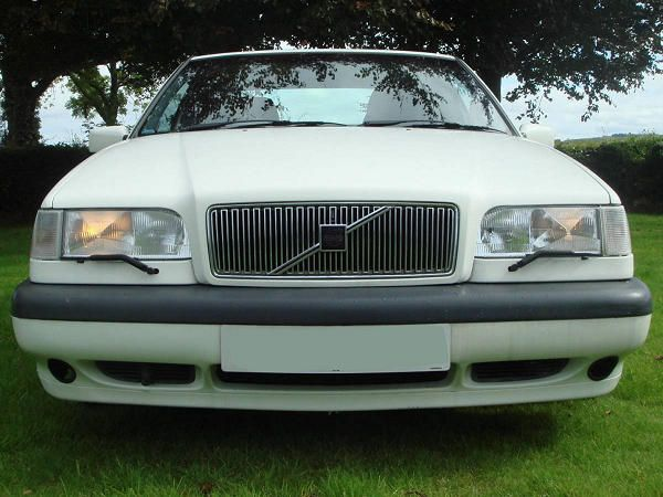 volvo 850 front