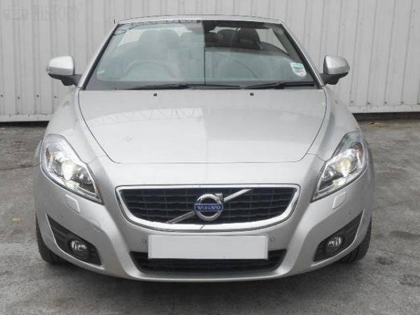 Volvo C70 2nd generation facelift front