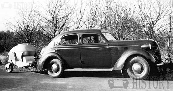 The 1940 Volvo PV56 Wood Gas Generator car