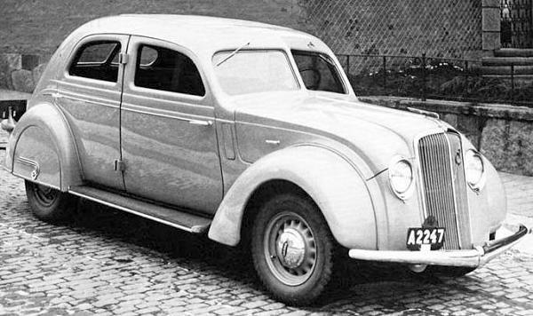 Volvo Volvo Pv 36 Carioca 1935 1938