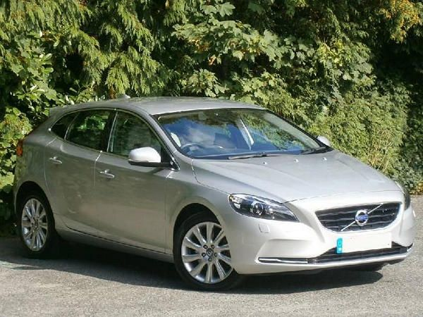Volvo V40 car range from 2012