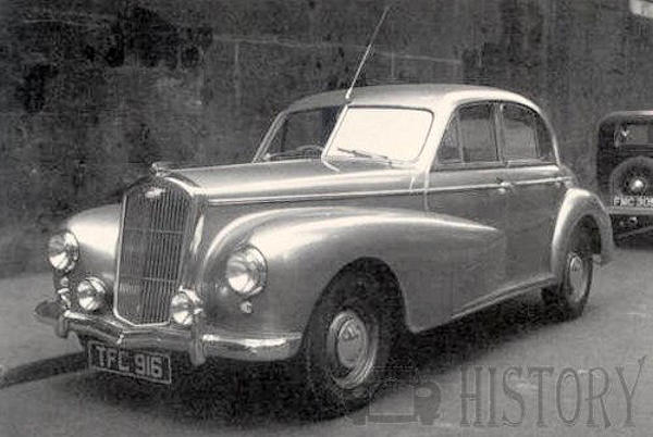 The Wolseley 6 80