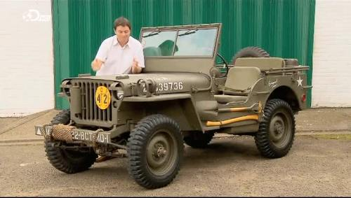 1945 Willys MB Jeep Wheeler Dealers series 9