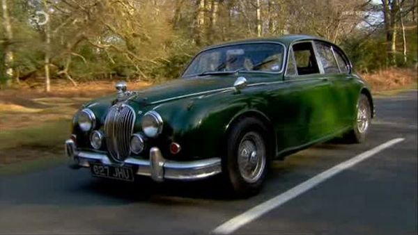 1960 Jaguar Mk.II Wheeler Dealers