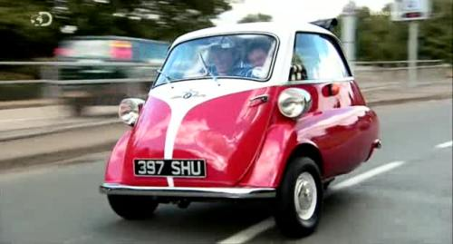1963 BMW Isetta 300 Wheeler Dealers