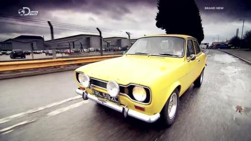 1972 Ford Escort MkI Wheeler Dealers series 10
